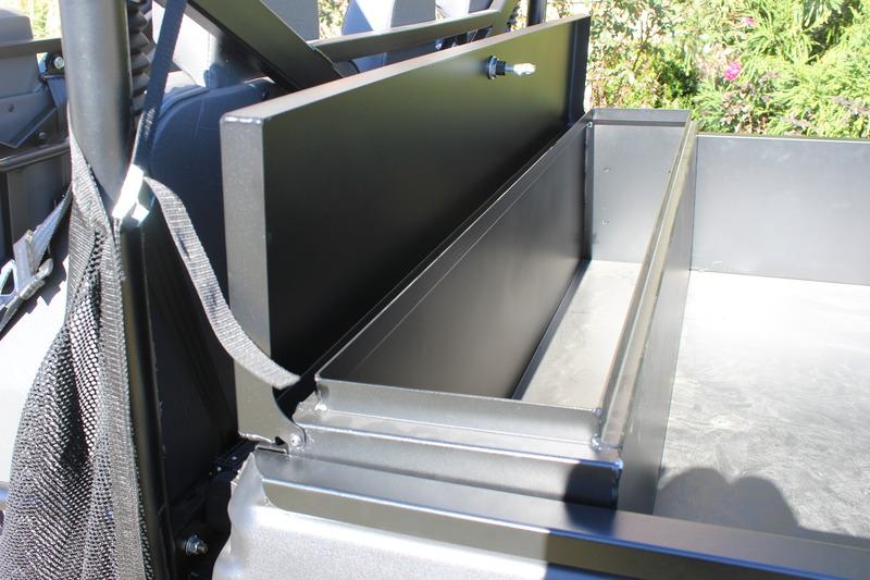 Polaris RZR Rear Storage Box