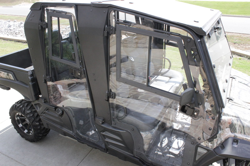 Intimidator Crew Full Cab Enclosure