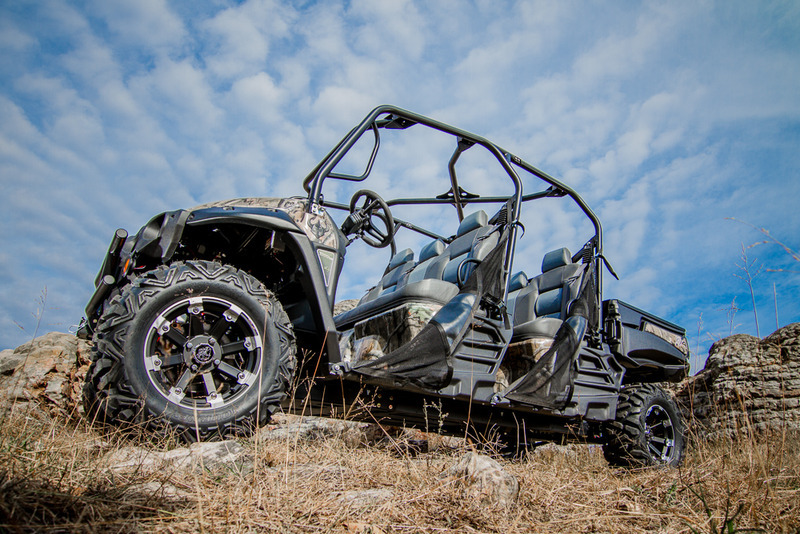Beat the Heat With an Intimidator UTV