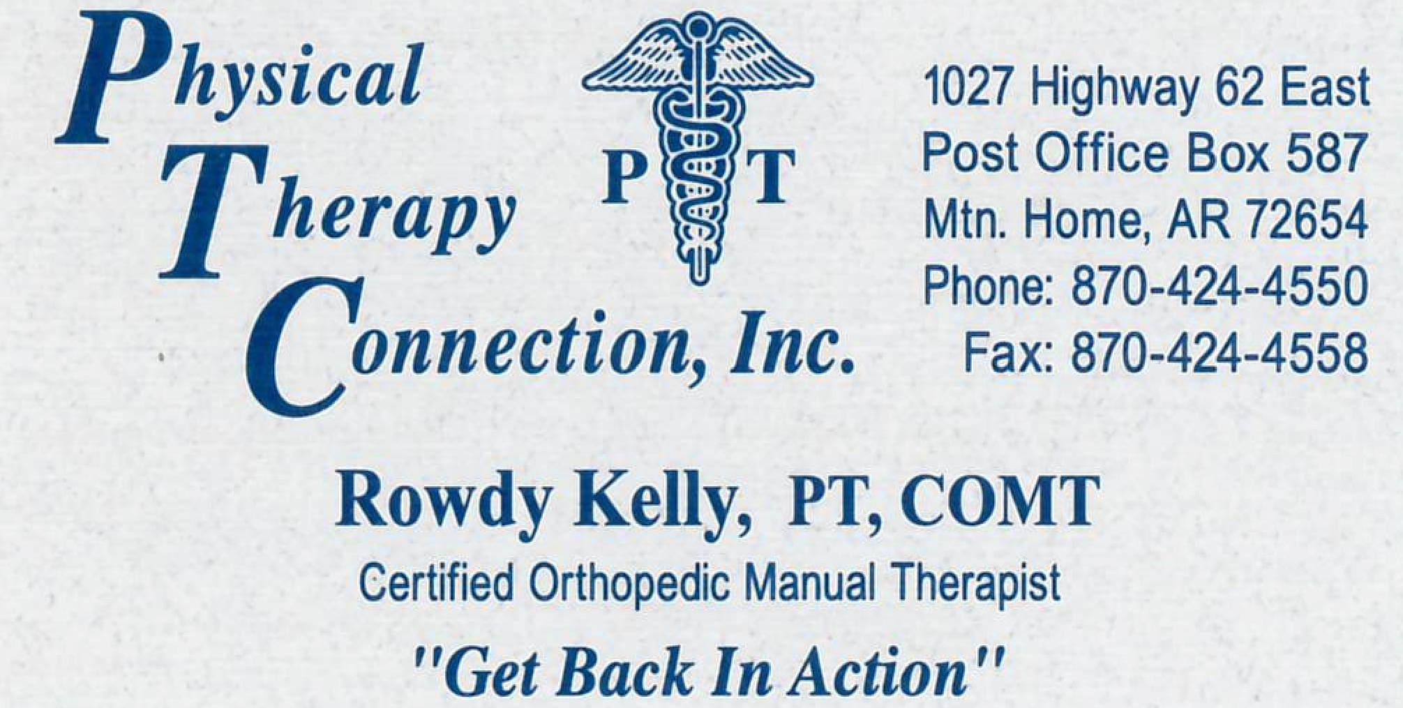 Physical Therapy Connection, Inc.