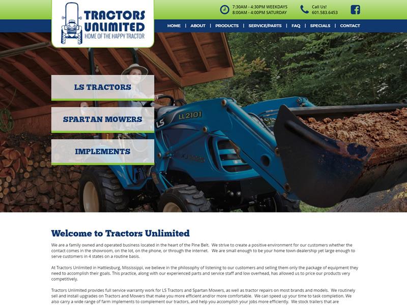 Tractors Unlimited
