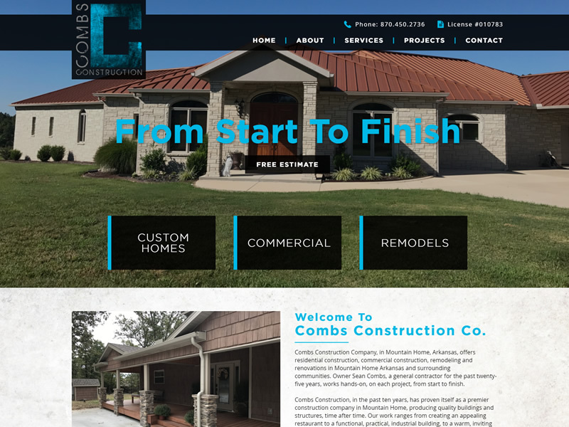 Combs Construction Company