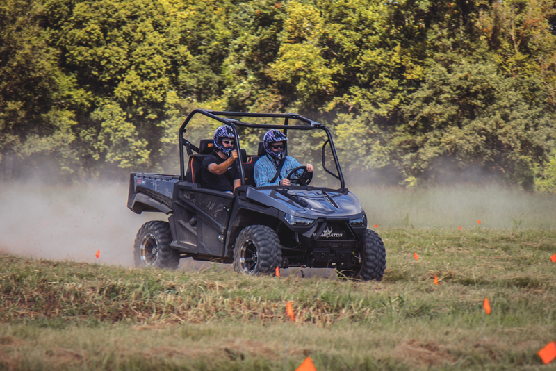 Intimidator UTV Reveals What You Can Expect in 2018