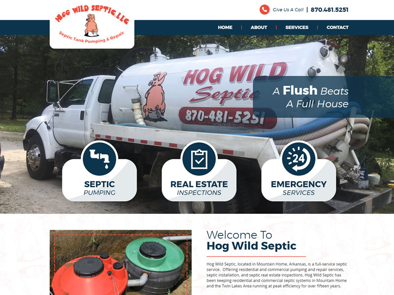 Hog Wild Septic