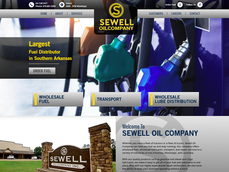 Sewell Oil Company