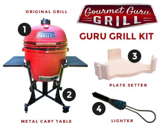 Guru Grill Kit