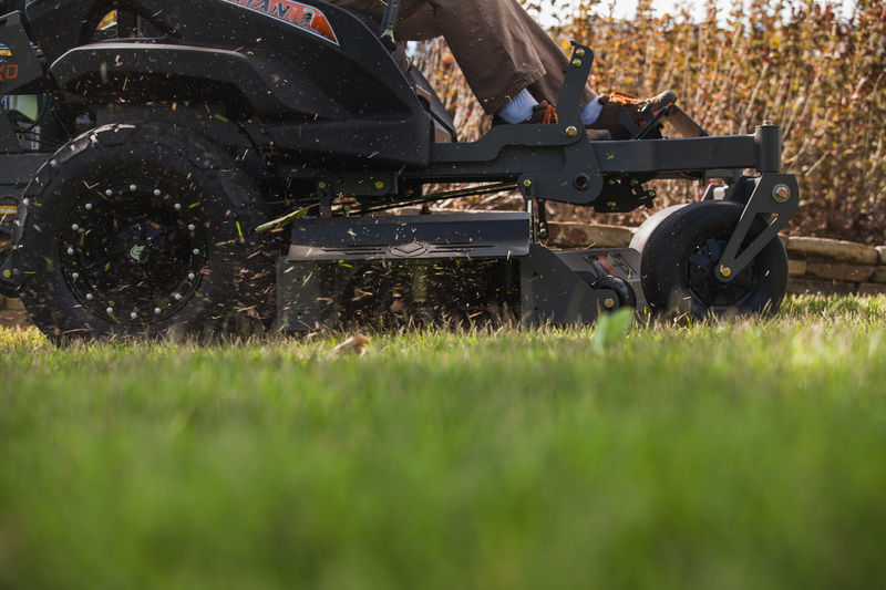 Guide to Storing your Spartan Mower for the Winter