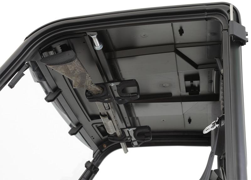 Polaris Ranger XP 900 Quick Draw Above Head Gun Rack