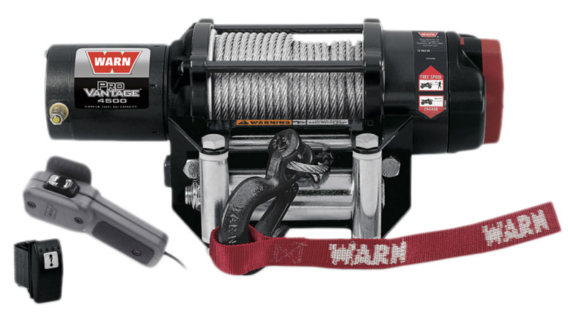 Warn ProVantage 4500 lb Winch