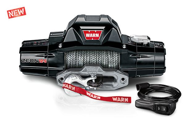 Warn Zeon 12-S Synthetic Winch