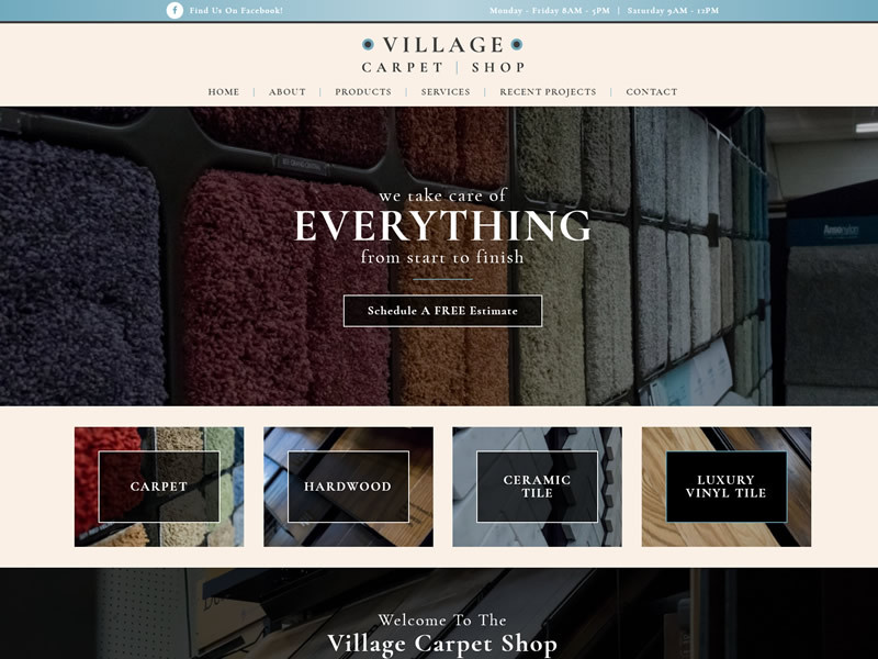 Village Carpet Shop