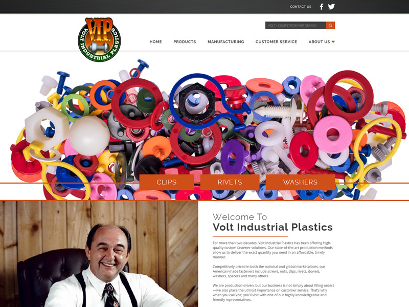 Volt Industrial Plastics
