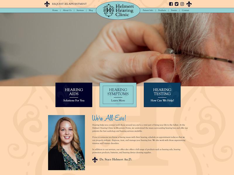 Helmert Hearing