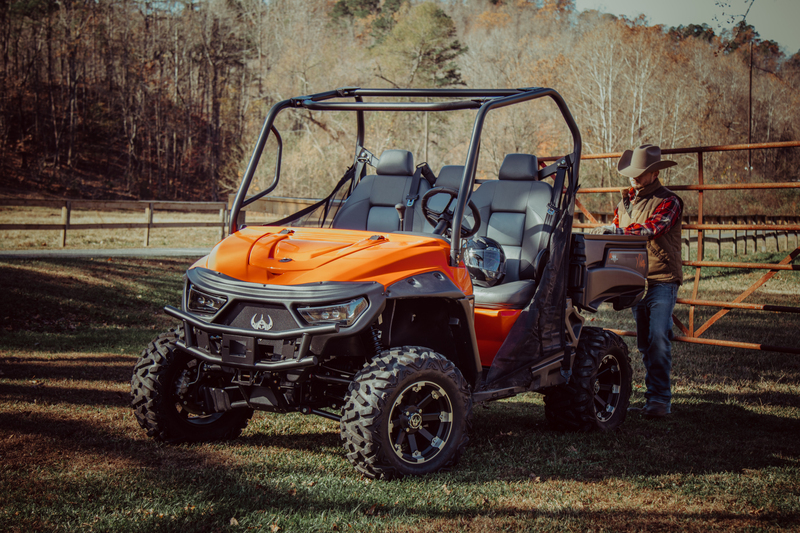 Intimidator UTVs Take on Landscaping and Lawn Care