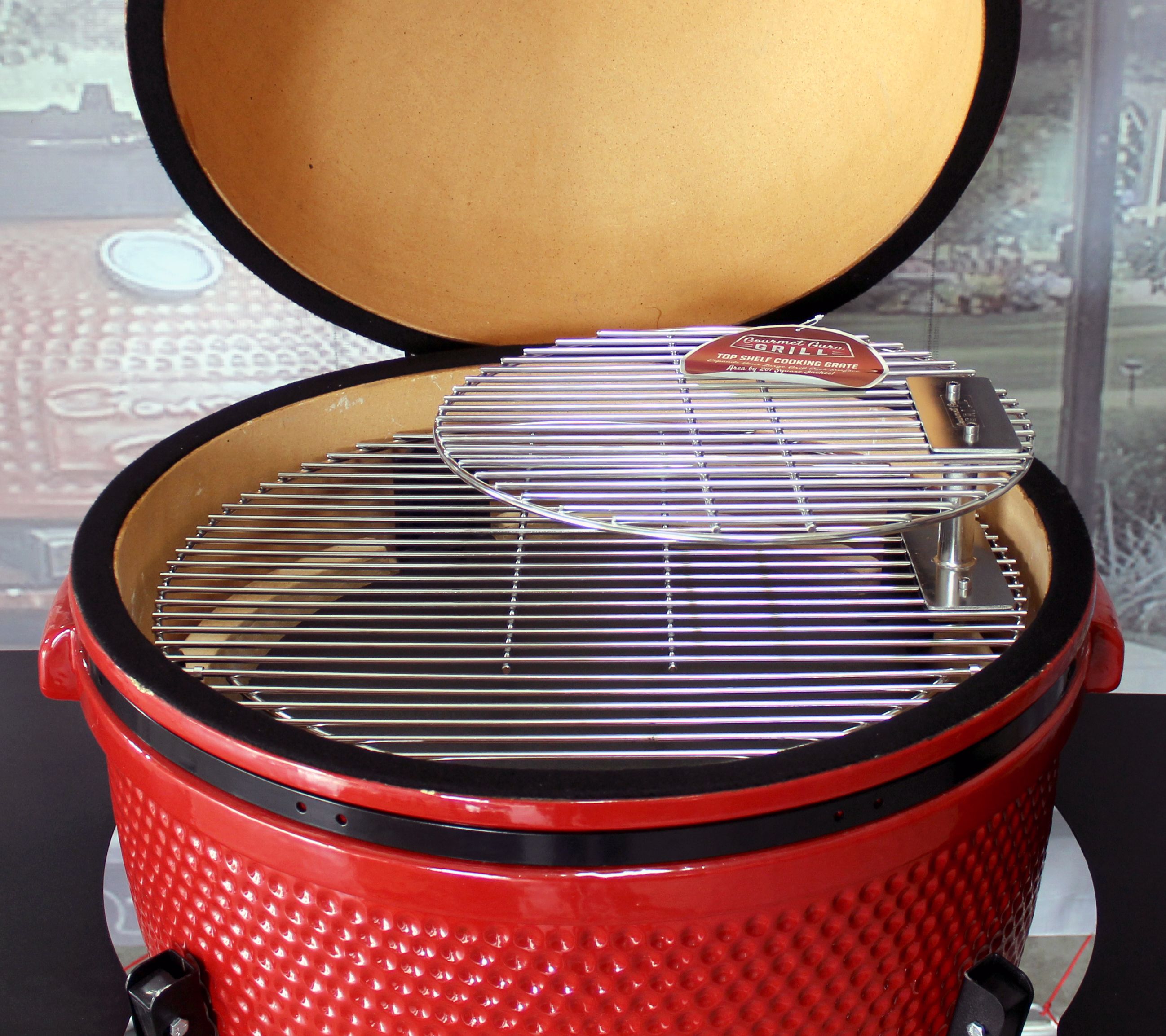 Get the Extra Large Gourmet Guru Grill.
