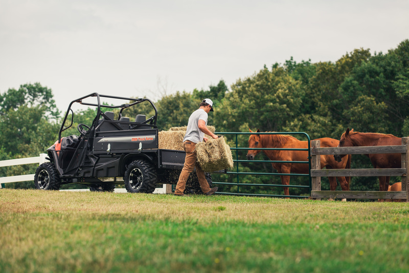 3 Reasons You Need a Utility Vehicle on the Farm