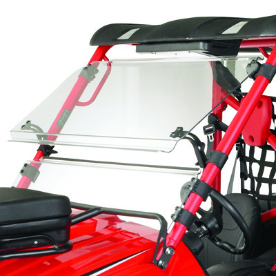 Bad Dawg carries windshields for your UTV.