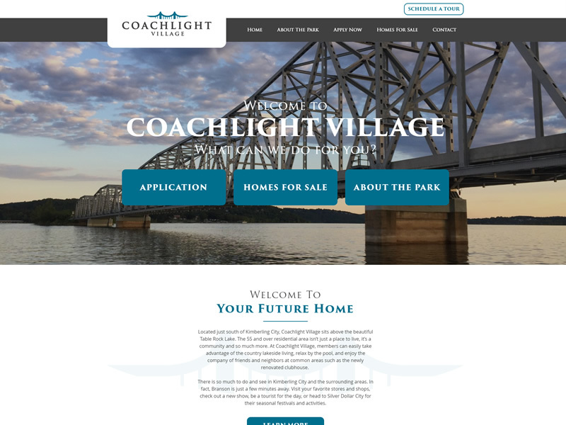 Coachlight Village
