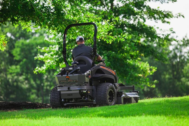 Tips for Using Your Zero Turn Mower on Wet Grass