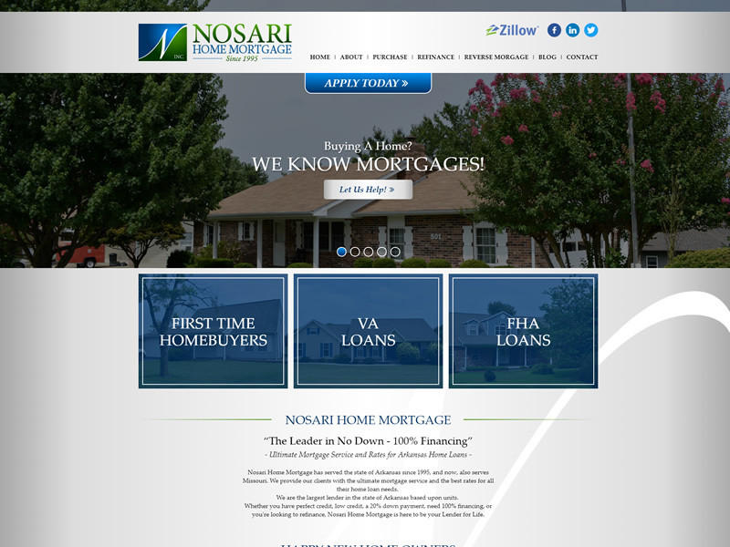 Nosari Home Mortgage