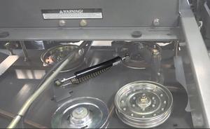 Vibration Control Deck System