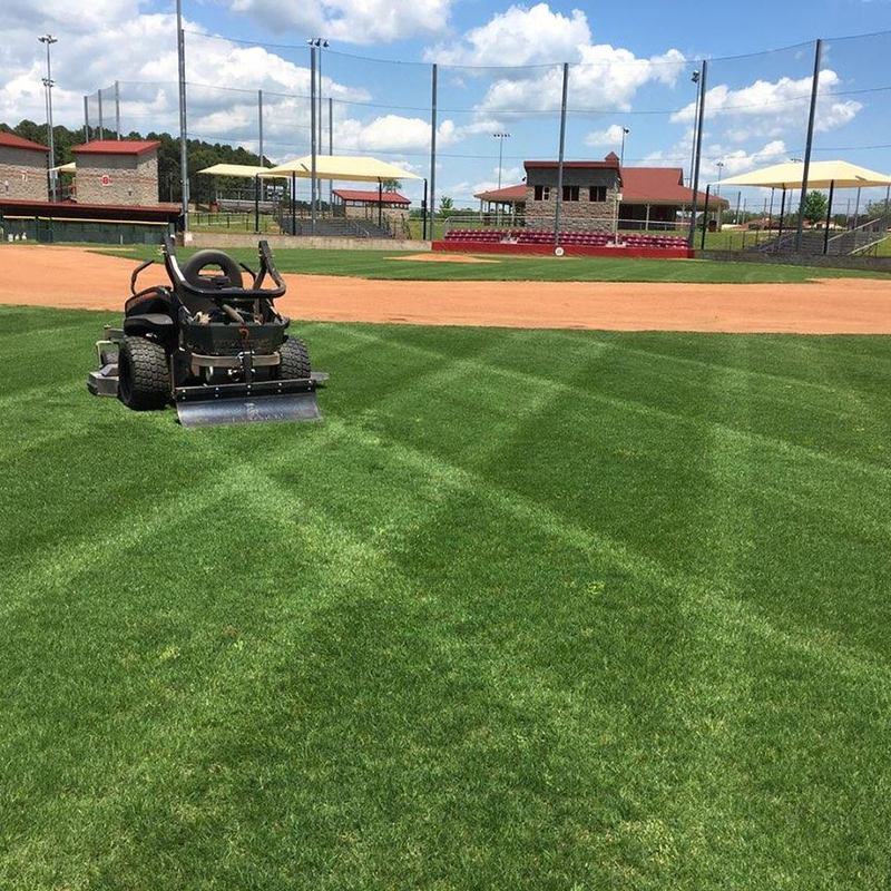 How to Stripe Your Lawn with a Spartan Zero Turn Mower