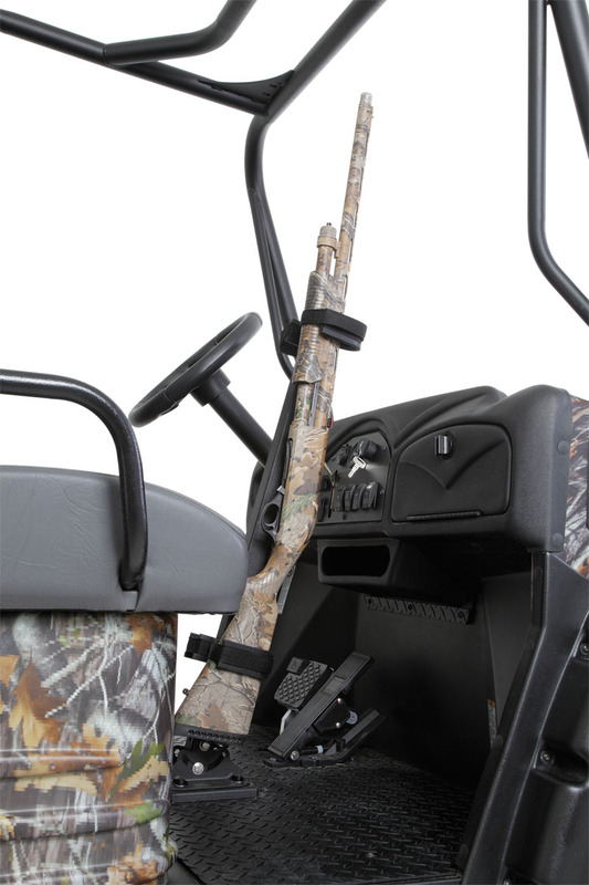 2 Gun Floor Mounted Rack