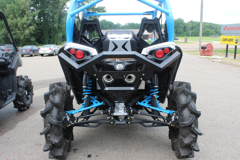 Maverick XC Rear Square Tube Bumper- Turbo Model Only