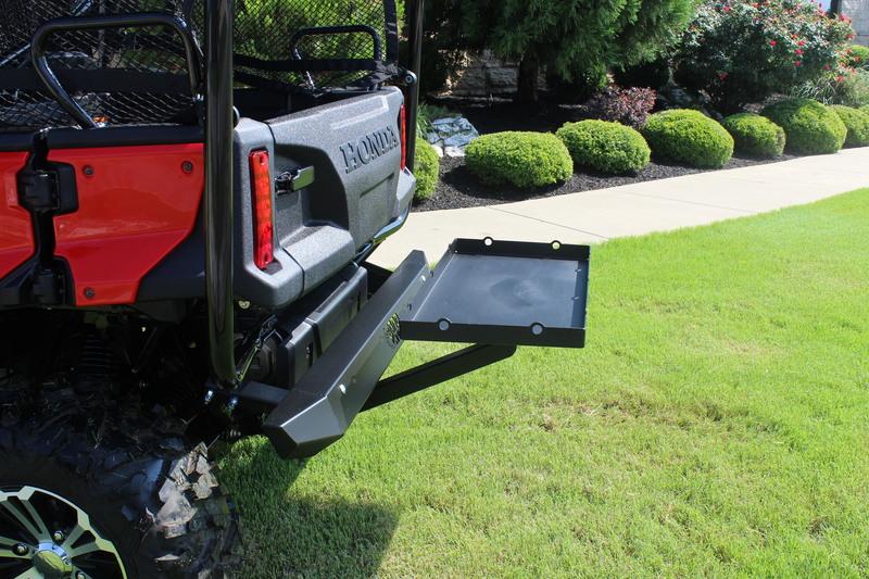 Honda Pioneer 1000 Rear Cargo Accessory Tray
