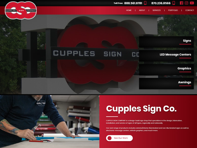 Cupples Sign Company
