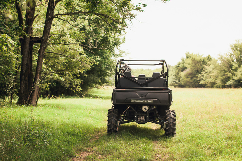 Tips for Towing Your SXS/UTV