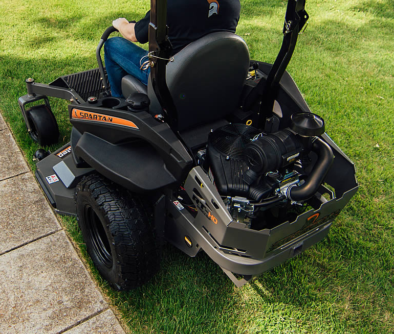 Spartan RT Series Mowers