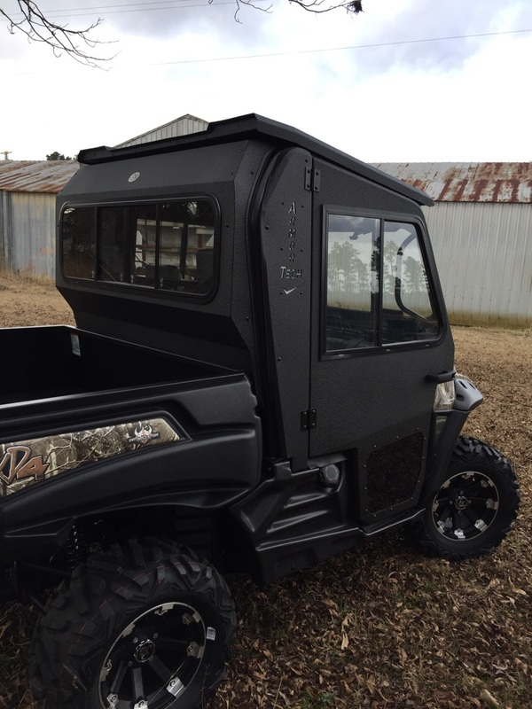 Intimidator Classic ArmorTech Cab