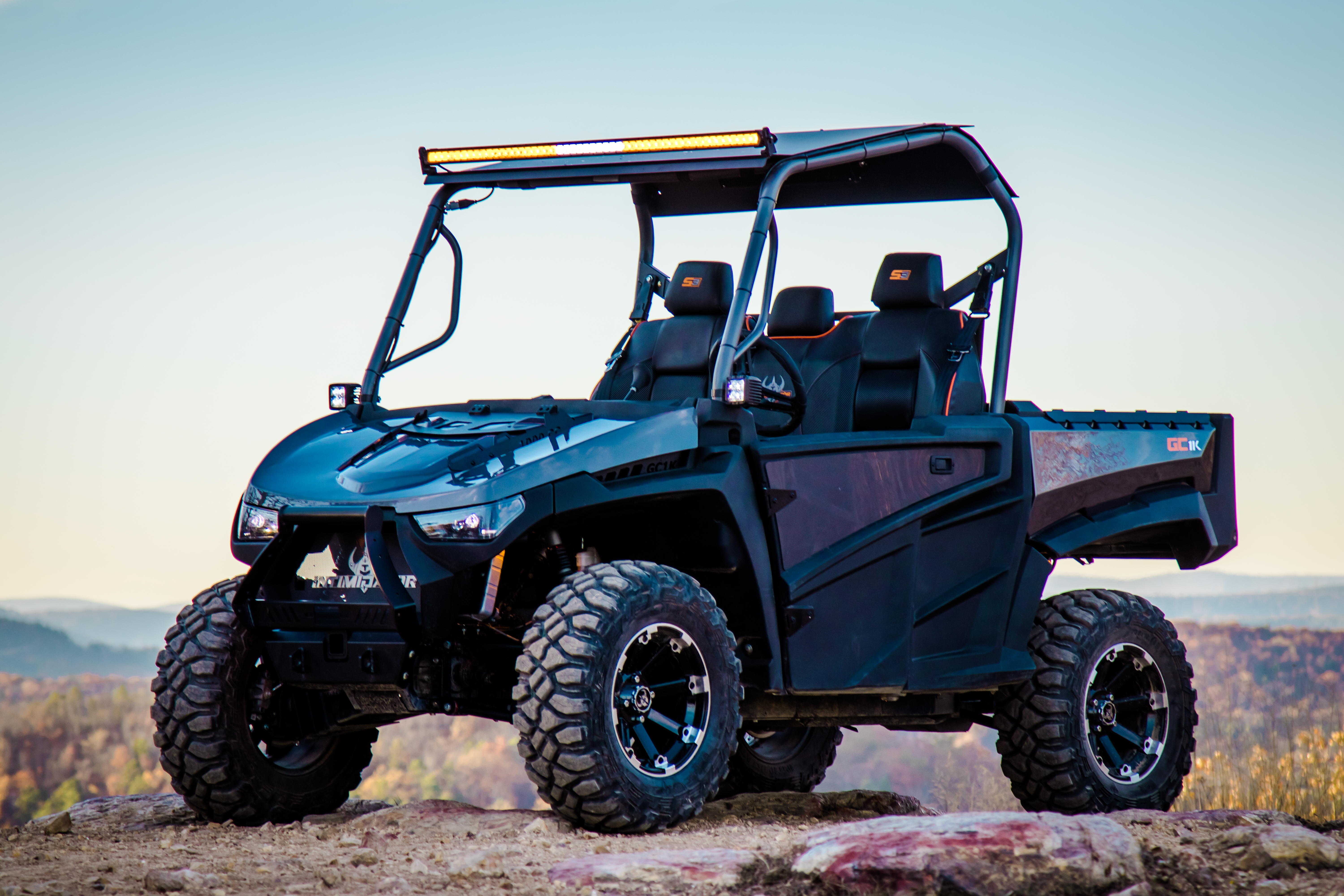 Why an Intimidator UTV is the Best Buy