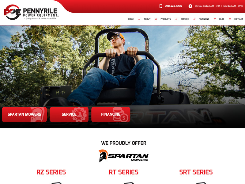 Pennyrile Power Equipment