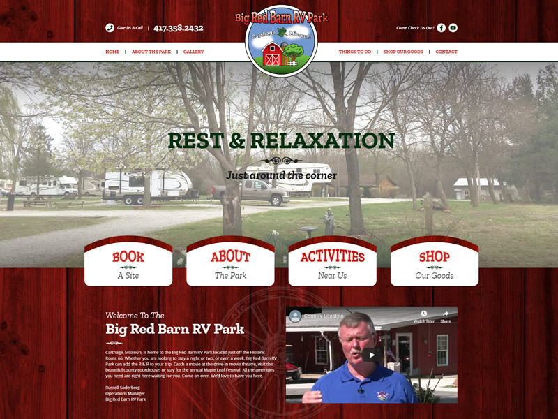Big Red Barn RV Park