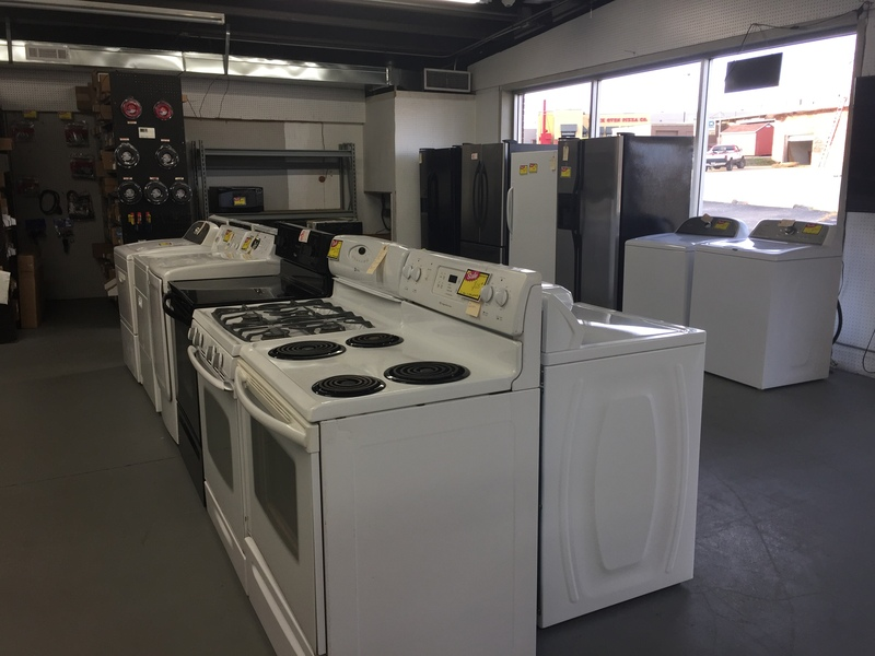 Used Appliances For Sale | Richardson Appliance Service