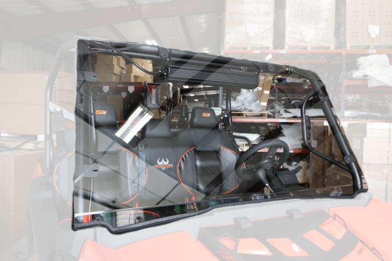 Intimidator GCK1 Front Full Lexan Windsheild
