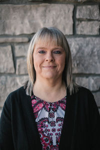 Gina Becker, Assistant Vice-President