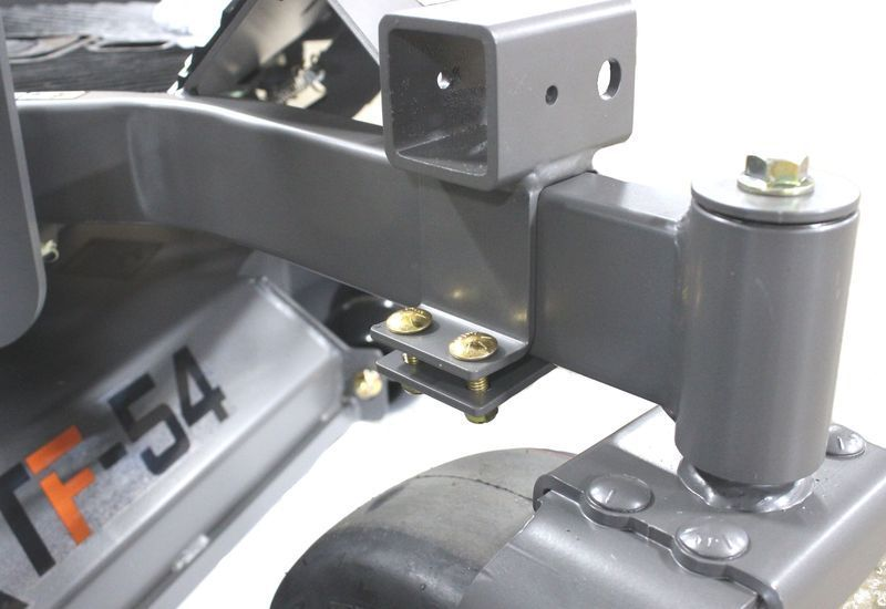 Side Mount Bolt-On Receiver Hitch