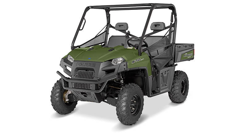 2016 Full Size Ranger XP 570