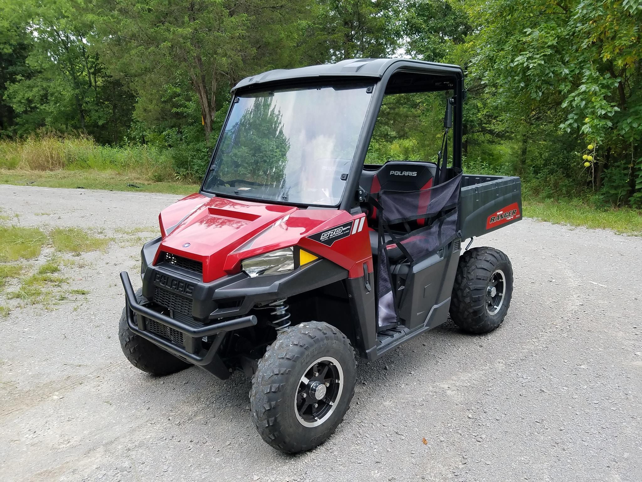 2016-19 2-seat MID SIZE Ranger 500| 570 | ETX | EV