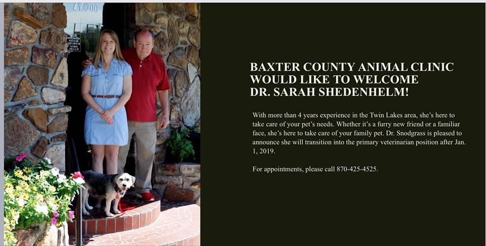 Baxter County Animal Clinic