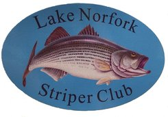 Lake Norfork Striper Club