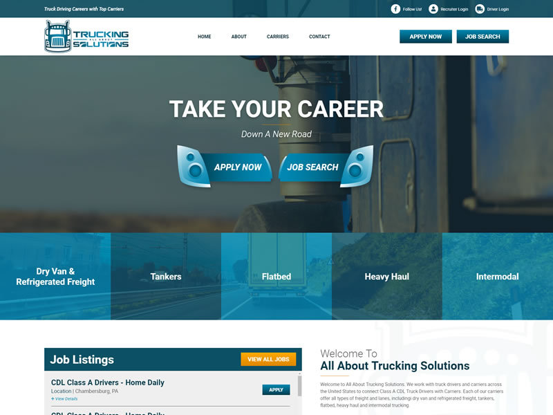 All About Trucking Solutions