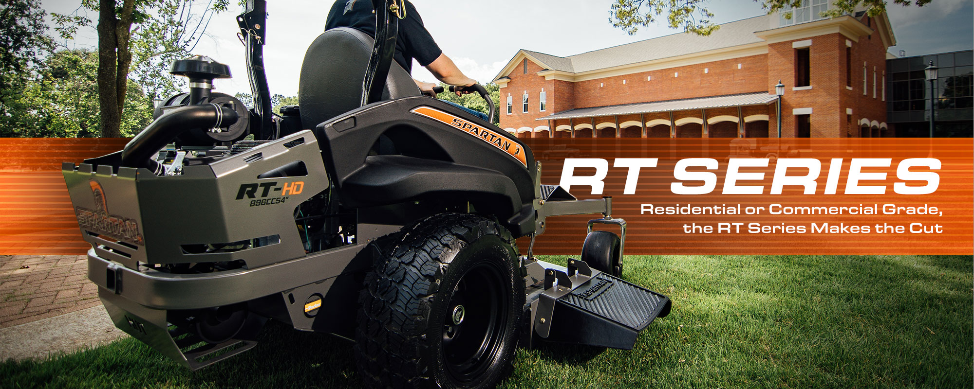 Spartan Mowers | Zero Turn Lawn Mowers