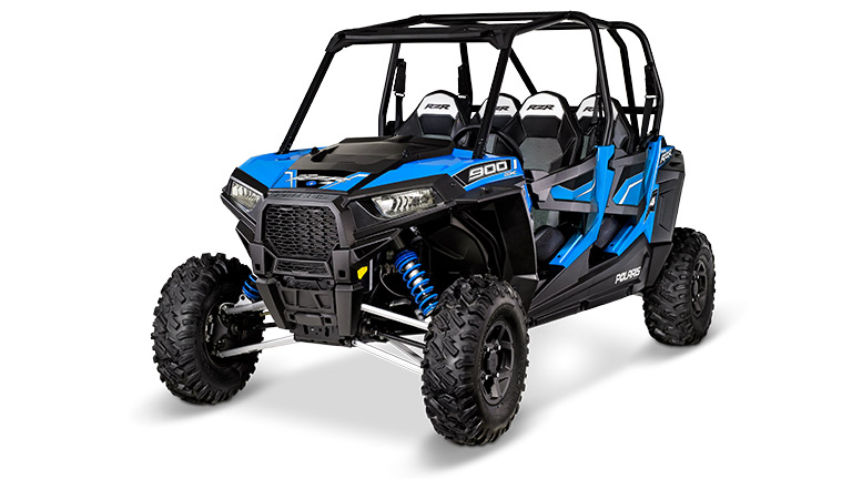 Polaris RZR 4 900 and RZR S 4 1000