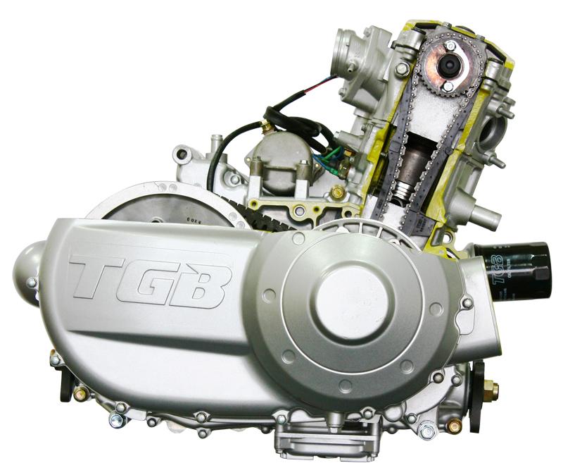 INTIMIDATOR AND TGB ENGINE COMPANY