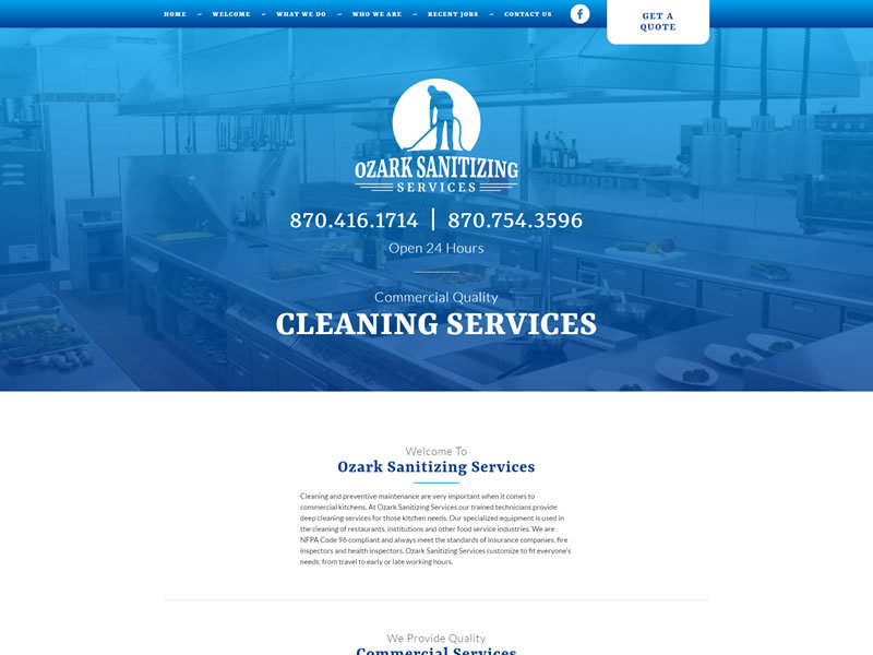Ozark Sanitizing Services