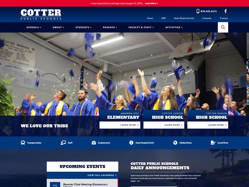 Cotter Public Schools
